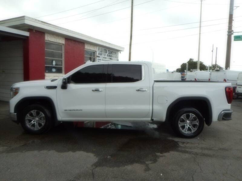 2019 GMC Sierra 1500 for sale at Florida Suncoast Auto Brokers in Palm Harbor FL