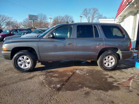 2003 Dodge Durango for sale at Savior Auto in Independence MO