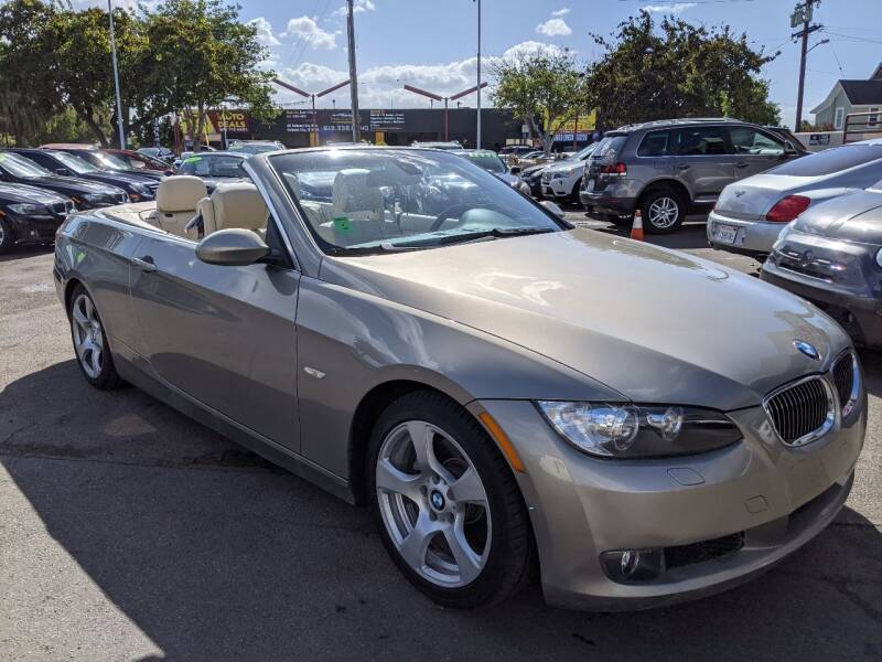 2008 BMW 3 Series 328i 2dr Convertible SULEV - National City CA