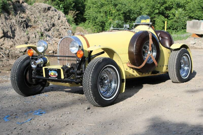 1927 Bugatti Speedster for sale at Great Lakes Classic Cars & Detail Shop in Hilton NY