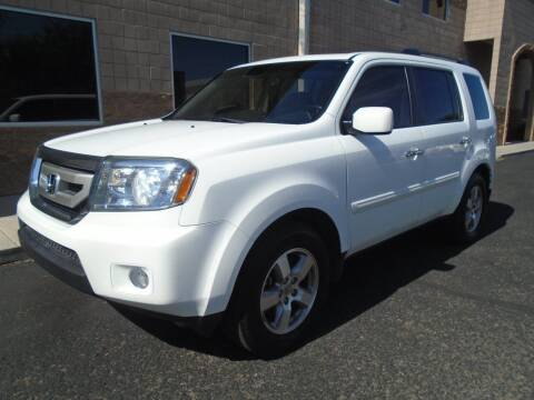 2011 Honda Pilot for sale at COPPER STATE MOTORSPORTS in Phoenix AZ