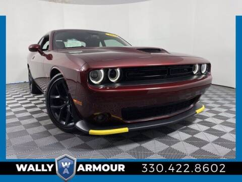 2019 Dodge Challenger for sale at Wally Armour Chrysler Dodge Jeep Ram in Alliance OH