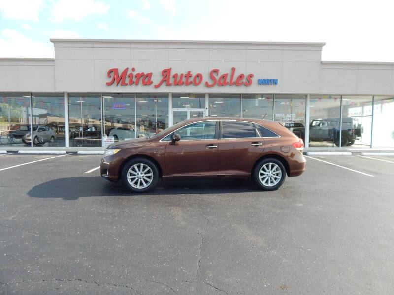 2009 Toyota Venza for sale at Mira Auto Sales in Dayton OH
