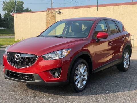 2015 Mazda CX-5 for sale at North Imports LLC in Burnsville MN