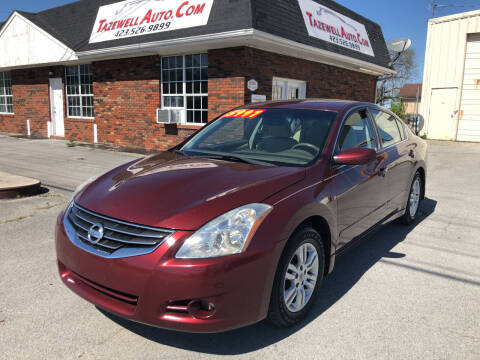 2012 Nissan Altima for sale at HarrogateAuto.com - tazewell auto.com in Tazewell TN