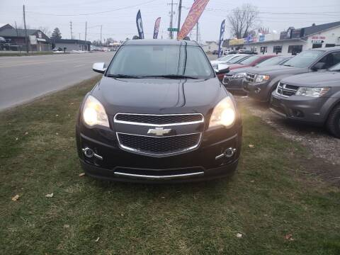 2010 Chevrolet Equinox for sale at Fansy Cars in Mount Morris MI