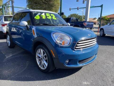2011 MINI Cooper Countryman for sale at Mike Auto Sales in West Palm Beach FL