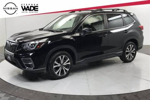 2019 Subaru Forester for sale at Stephen Wade Pre-Owned Supercenter in Saint George UT