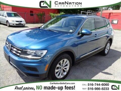 2018 Volkswagen Tiguan for sale at CarNation AUTOBUYERS Inc. in Rockville Centre NY