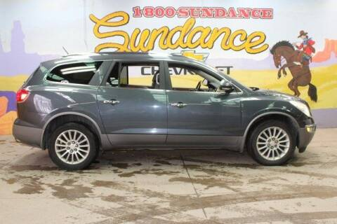 2011 Buick Enclave for sale at Sundance Chevrolet in Grand Ledge MI
