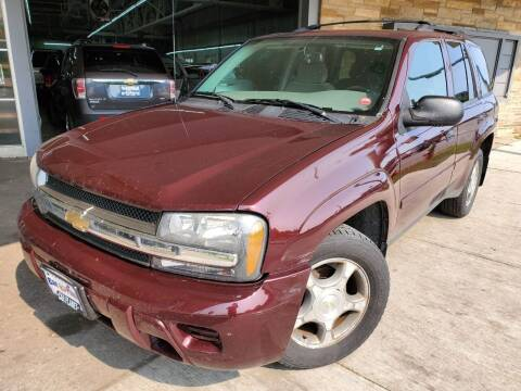 2006 Chevrolet TrailBlazer for sale at Car Planet Inc. in Milwaukee WI