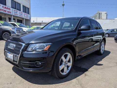 2012 Audi Q5 for sale at Convoy Motors LLC in National City CA