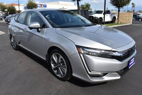2021 Honda Clarity Plug-In Hybrid for sale at DIAMOND VALLEY HONDA in Hemet CA