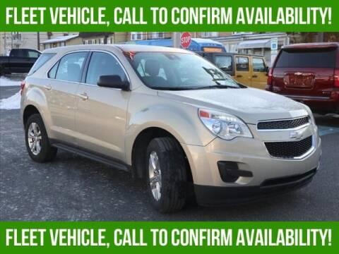 2012 Chevrolet Equinox for sale at Bob Weaver Auto in Pottsville PA