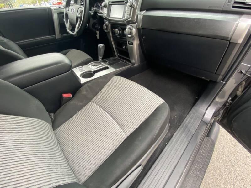 2016 Toyota 4Runner 4x2 SR5 Premium 4dr SUV - Davie FL