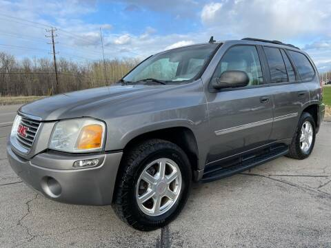 2008 GMC Envoy for sale at Sunshine Auto Sales in Menasha WI