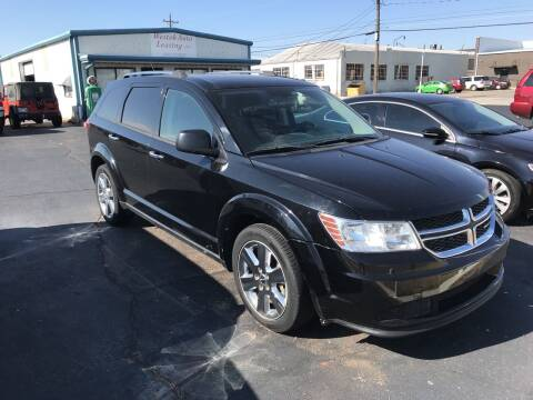 2014 Dodge Journey for sale at Westok Auto Leasing in Weatherford OK