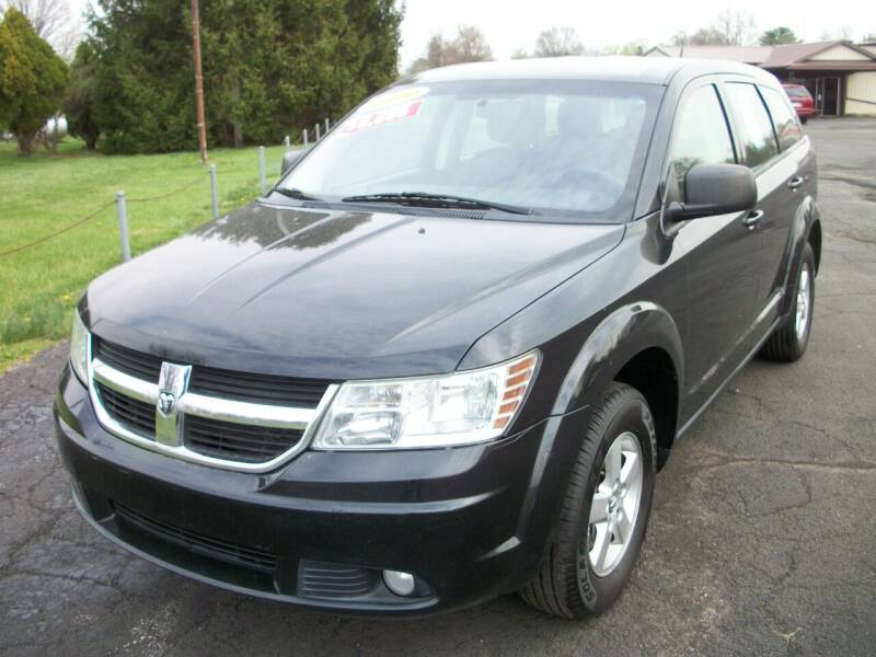 2010 Dodge Journey for sale at Terry Mowery Chrysler Jeep Dodge in Edison OH