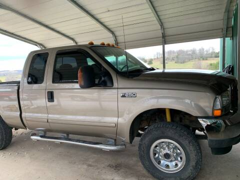 2003 Ford F-250 Super Duty for sale at Steve's Auto Sales in Harrison AR