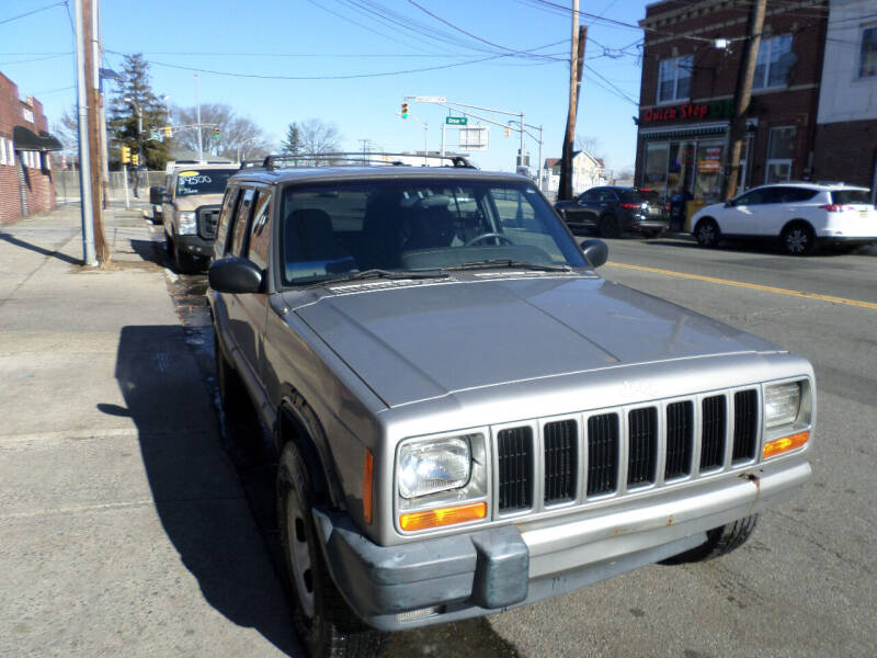 2001 Jeep Cherokee for sale at Associated Sales & Leasing, Inc. in Perth Amboy NJ