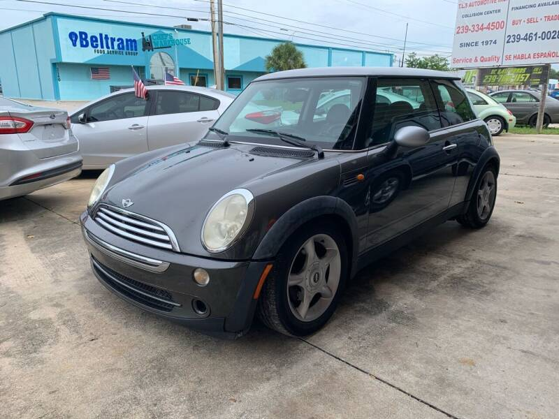 2006 MINI Cooper for sale at Eastside Auto Brokers LLC in Fort Myers FL