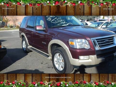 2006 Ford Explorer for sale at 103 Auto Sales in Bloomfield NJ