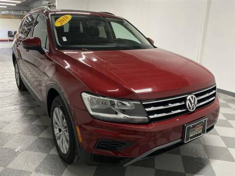 2018 Volkswagen Tiguan for sale at Mr. Car City in Brentwood MD