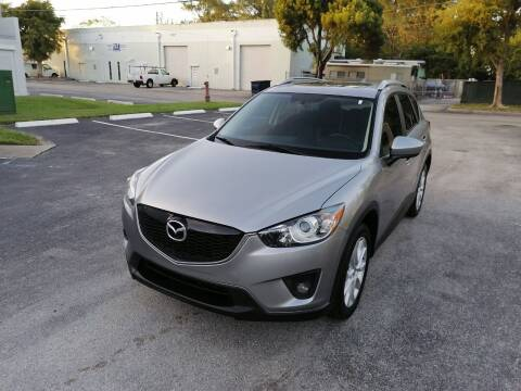 2013 Mazda CX-5 for sale at Best Price Car Dealer in Hallandale Beach FL