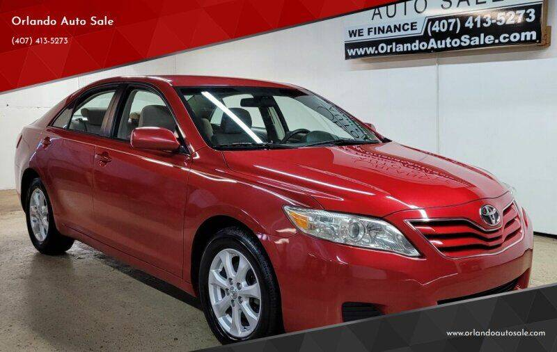 2011 Toyota Camry for sale at Orlando Auto Sale in Orlando FL