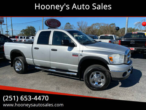 2009 Dodge Ram Pickup 2500 for sale at Hooney's Auto Sales in Theodore AL