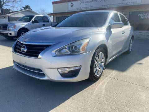 2013 Nissan Altima for sale at Princeton Motors in Princeton TX