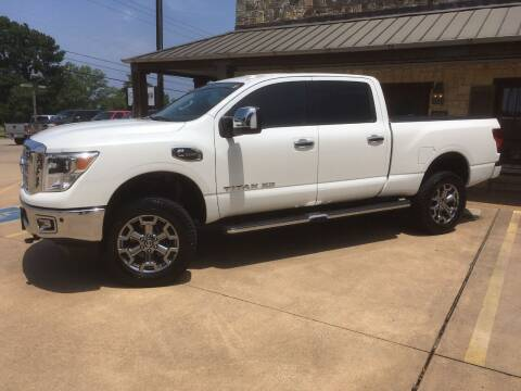 2017 Nissan Titan XD for sale at Tyler Car  & Truck Center in Tyler TX
