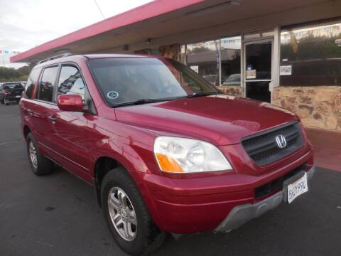 2004 Honda Pilot for sale at Auto 4 Less in Fremont CA