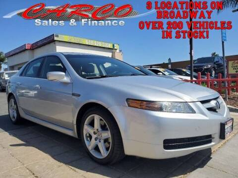 2006 Acura TL for sale at CARCO SALES & FINANCE - CARCO OF POWAY in Poway CA