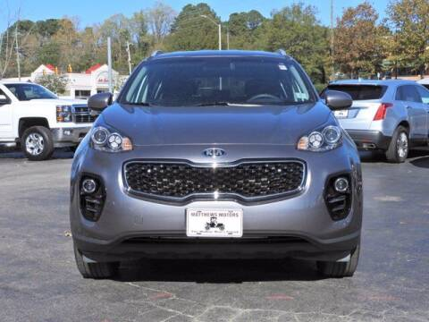 2017 Kia Sportage for sale at Auto Finance of Raleigh in Raleigh NC