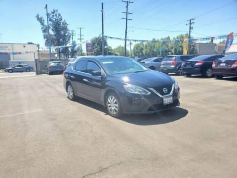 2016 Nissan Sentra for sale at Silver Star Auto in San Bernardino CA
