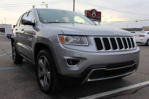 2014 Jeep Grand Cherokee for sale at B & B Car Co Inc. in Clinton Twp MI