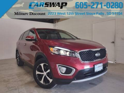 2018 Kia Sorento for sale at CarSwap in Sioux Falls SD