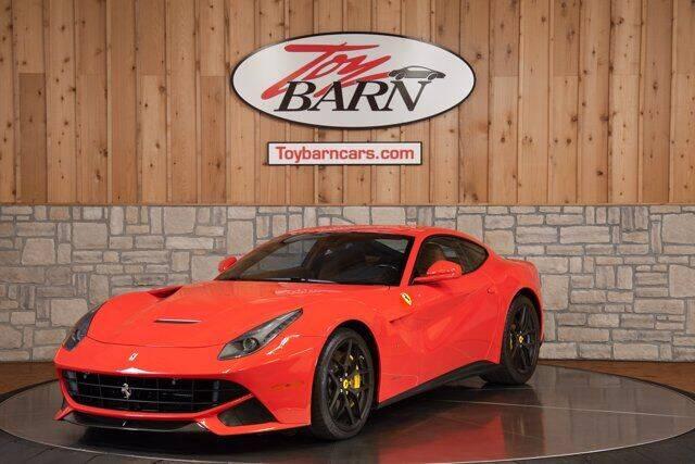 2014 Ferrari F12berlinetta for sale in Dublin, OH
