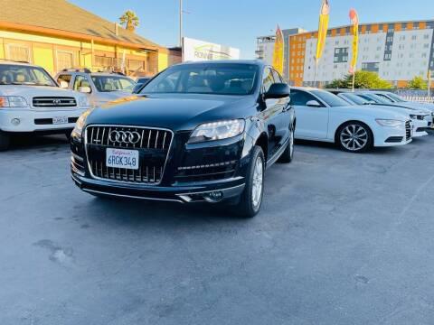 2011 Audi Q7 for sale at Ronnie Motors LLC in San Jose CA