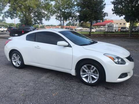 2013 Nissan Altima for sale at Cherry Motors in Greenville SC