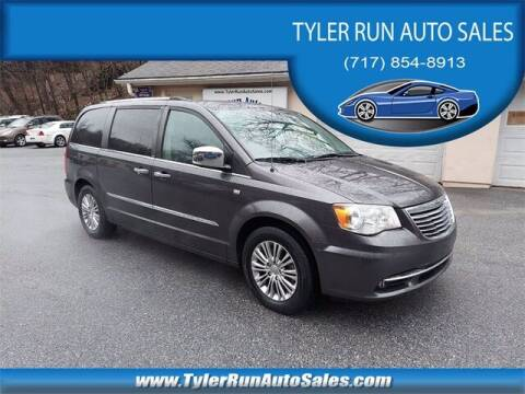 2014 Chrysler Town and Country for sale at Tyler Run Auto Sales in York PA