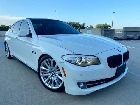 2011 BMW 5 Series for sale at Car Match in Temple Hills MD