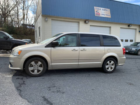 2013 Dodge Grand Caravan for sale at Trax Auto II in Broadway VA