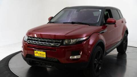 2014 Land Rover Range Rover Evoque for sale at AUTOMAXX MAIN in Orem UT