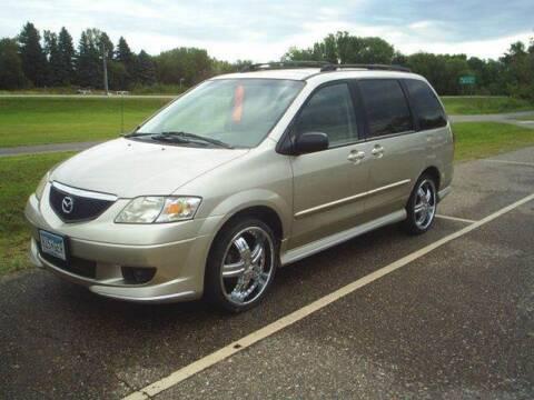 2003 Mazda MPV for sale at Dales Auto Sales in Hutchinson MN