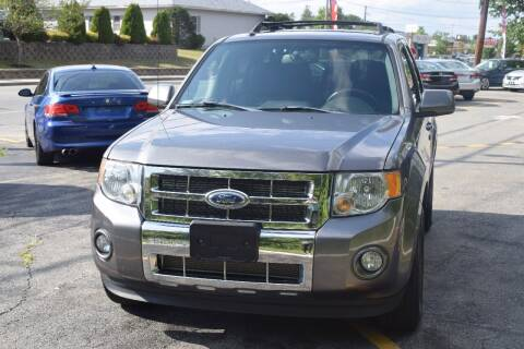 2012 Ford Escape for sale at Platinum Auto Sales in Leominster MA