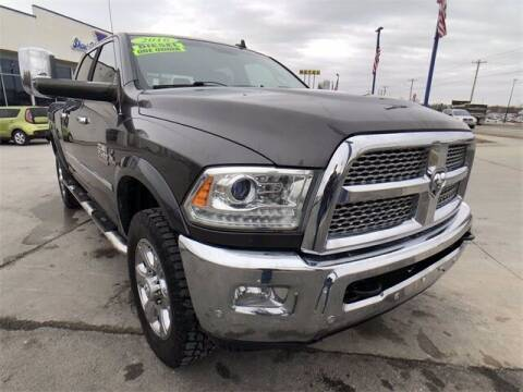 2016 RAM Ram Pickup 2500 for sale at Show Me Auto Mall in Harrisonville MO
