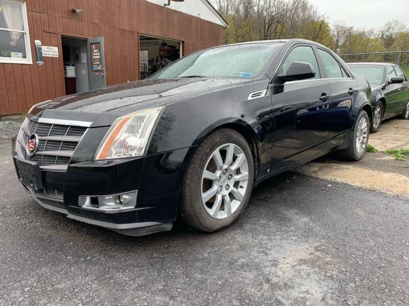 2008 Cadillac CTS for sale at Auto Warehouse in Poughkeepsie NY