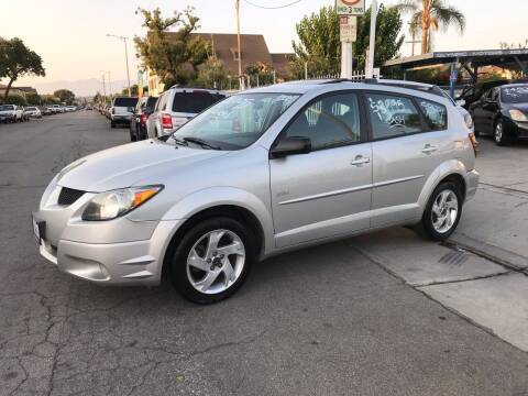 2004 Pontiac Vibe for sale at Olympic Motors in Los Angeles CA